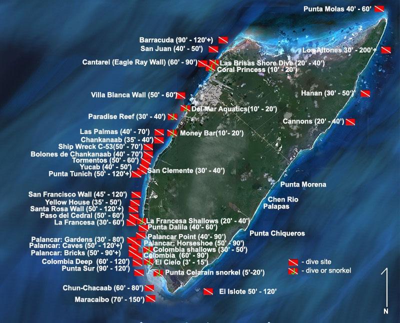 December, Scuba Diving, Express Divers